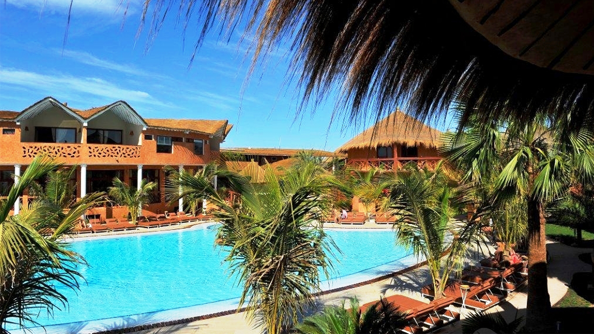 Lamantin Beach Resort Spa Senegal