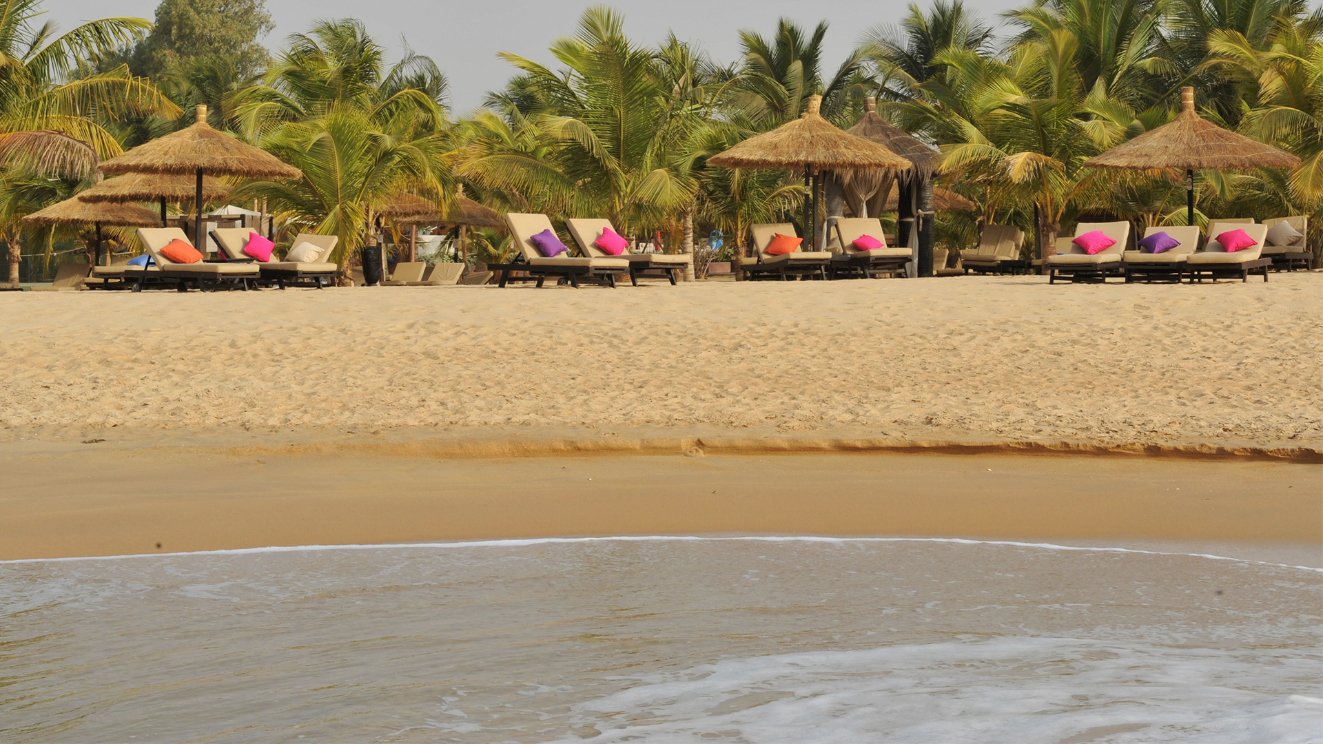 Hotel Senegal Saly Lamantin Beach Resort Spa Plage