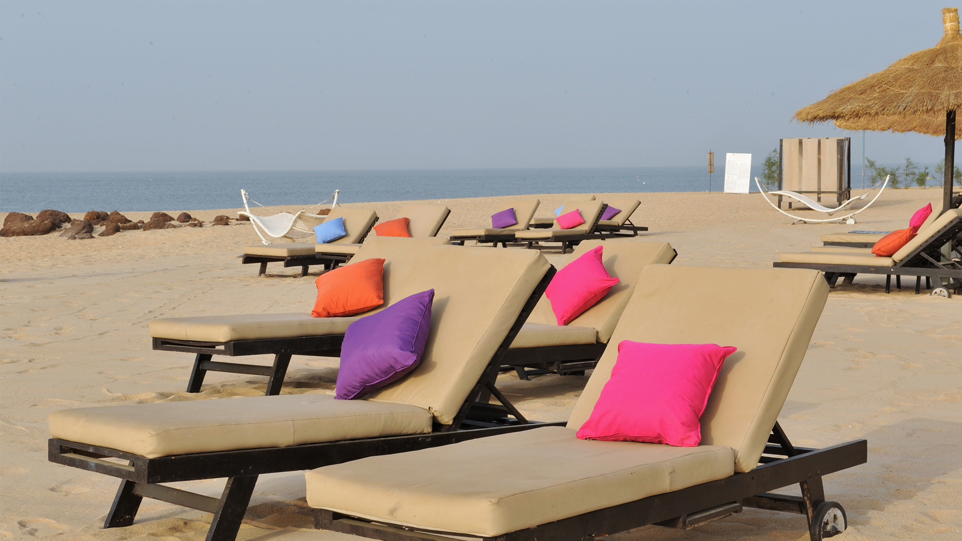 Hotel Senegal Saly Lamantin Beach Resort Spa Plage 2